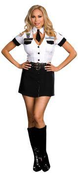 Women's Plus Size TSA Strip Search Unit Costume - Adult 3X/4X (18 - 20)