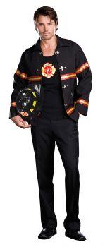 Men's Smokin' Hot Fire Dept Costume - Adult 2X (50 - 52)