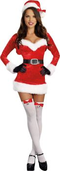 Women's Santa Baby Costume - Adult XL (14 - 16)