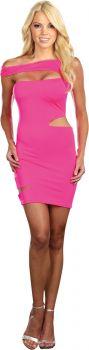 Women's Neon Dress Pink - Adult S (2 - 6)