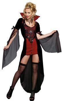 Killing Me Softly Costume - Adult M (6 - 10)