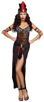 Women's Voo Doo Priestess Costume - Adult S (2 - 6)