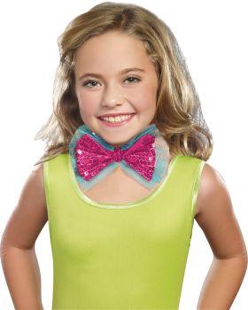 Dance Craze Child Bowtie - Pink
