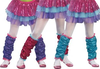 Dance Craze Leg Warmers - Pink