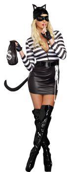 Cat Burglar - Adult S (2 - 6)
