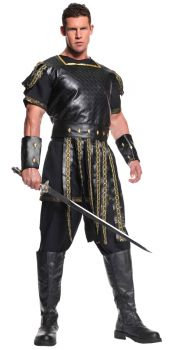 Men's Roman Warrior Costume - Adult OSFM