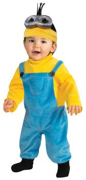 Minion Kevin Costume - Toddler Large (2 - 4T)