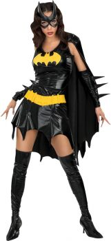 Women's Deluxe Batgirl Costume - Adult Small