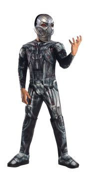 Boy's Ultron Costume - Child Small