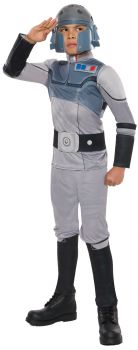 Boy's Deluxe Agent Kallus Costume - Star Wars Rebels - Child Small