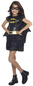 Girl's Batgirl Tutu Dress - Child Small