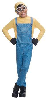 Boy's Minion Bob Costume - Child Small