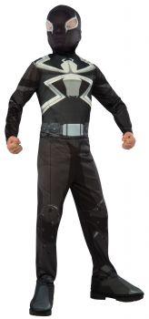 Boy's Agent Venom Costume - Child Small