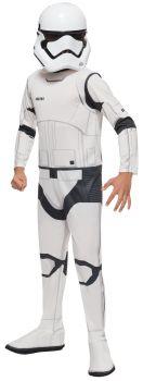 Boy's Stormtrooper Costume - Star Wars VII - Child Large