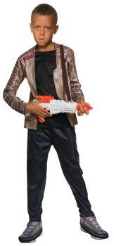 Boy's Deluxe Finn Costume - Star Wars VII - Child Small