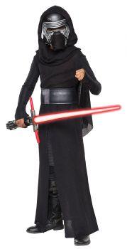 Boy's Deluxe Kylo Ren Costume - Star Wars VII - Child Small