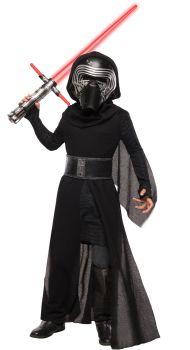 Boy's Super Deluxe Kylo Ren Costume - Star Wars VII - Child Medium