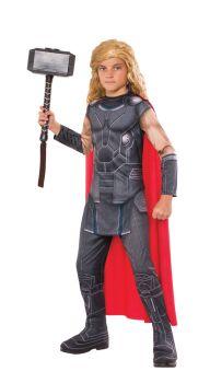 Boy's Thor Costume - Child Large
