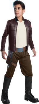Boy's Deluxe Poe Dameron Costume - Star Wars VIII - Child Medium