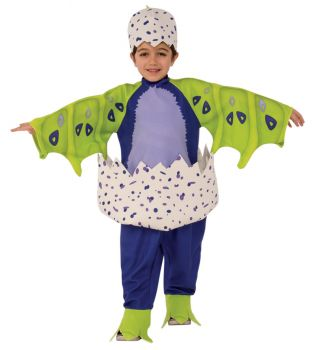 Child's Draggles Costume - Hatchimals - Child X-Small