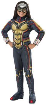 Boy's Deluxe Wasp Costume - Child Medium
