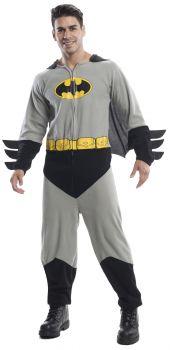 Men's Batman Romper Costume - Adult X-Large