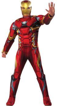 Men's Iron Man Costume - Adult X-Large