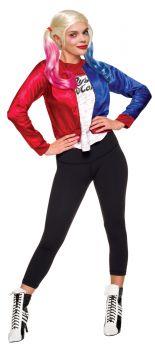 Harley Quinn Costume Kit - Suicide Squad - Adult Large