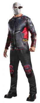 Men's Deadshot Costume - Suicide Squad - Adult X-Large