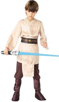 Boy's Deluxe Jedi Knight Costume - Star Wars Classic - Child Large