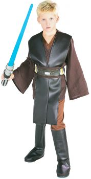 Boy's Deluxe Anakin Skywalker Costume - Star Wars Classic - Child Large