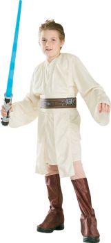 Boy's Deluxe Obi-Wan Kenobi Costume - Star Wars Classic - Child Large