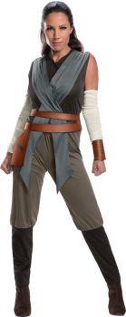 Women's Rey Costume - Star Wars VIII - Adult Small