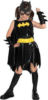 Girl's Deluxe Batgirl Costume - Child Large