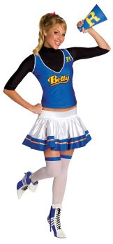 Women's Betty Costume - Archie Comics - Adult Large