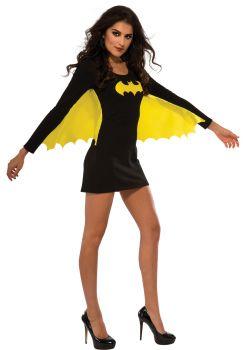 Women's Batgirl Wing Dress - Adult Medium