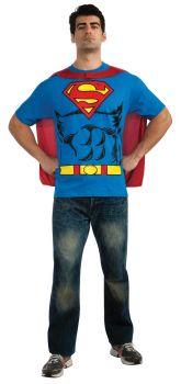 Superman T-Shirt - Adult Large
