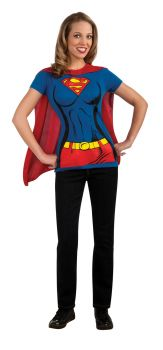 Supergirl T-Shirt - Adult X-Large