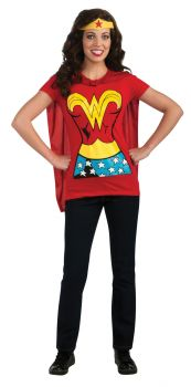 Wonder Woman T-Shirt - Adult X-Large