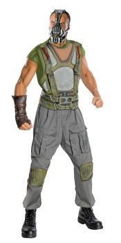 Men's Deluxe Bane Costume - Dark Knight Trilogy - Adult Large