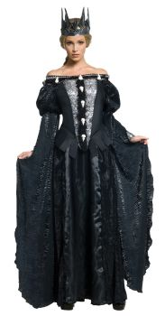 Women's Queen Ravenna Costume - Snow White & The Huntsman - Adult Small