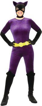 Women's Catwoman Costume - Gotham Girls - Adult Medium