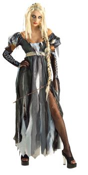 Women's RIPunzel Costume - Adult OSFM