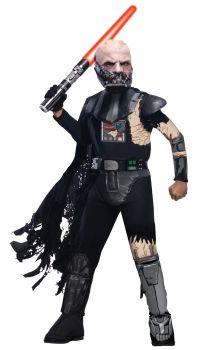 Darth Vader Battle Damaged Child Medium