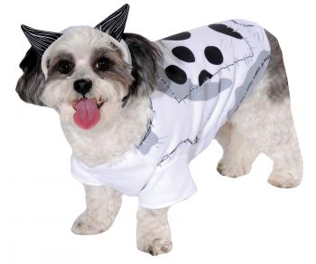 Sparky Pet Costume - Frankenweenie - Pet S