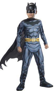 Boy's Photo-Real Batman Costume - Child Large