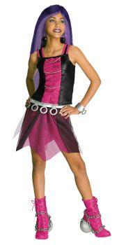 Girl's Spectra Vondergeist Costume - Monster High - Child Small