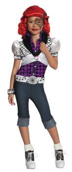 Girl's Operetta Costume - Monster High - Child Small