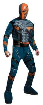 Men's Deluxe Deathstroke Costume - Arkham City - Adult Medium