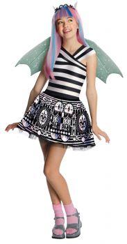 Girl's Rochelle Goyle Costume - Monster High - Child Small